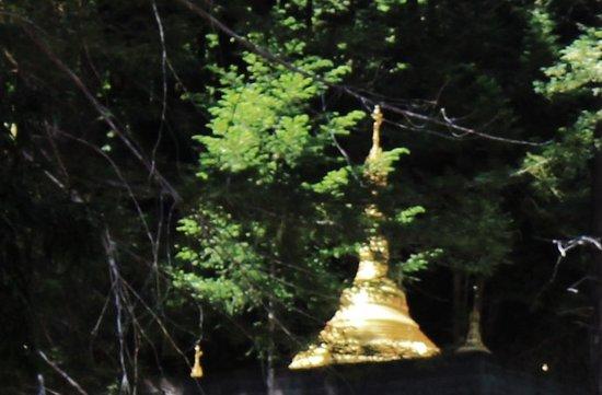 Taungpulu Kaba Aye Monastery