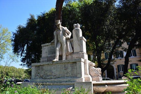 Piazza Giuseppe Gioachino Belli