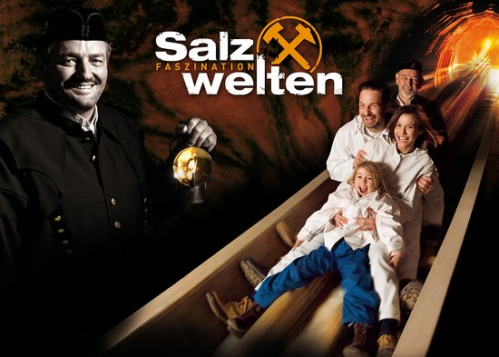 Salt Mine Hallein