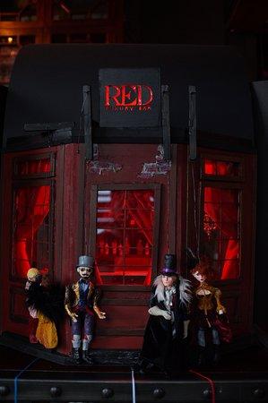 Red Luxury Bar