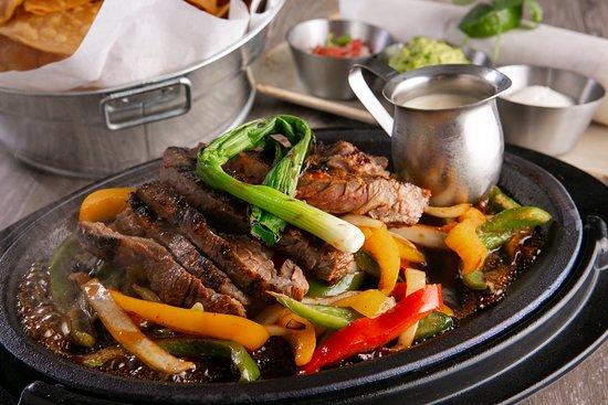 Bloomington-Normal, IL: Steak Fajitas