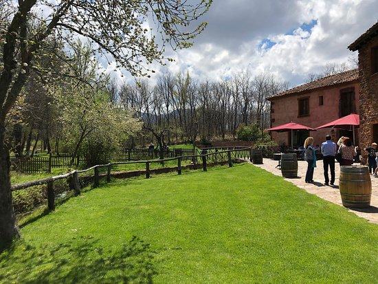 imagen Molino de la Ferrería en Valderrueda