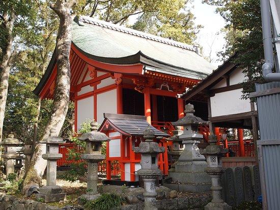 Motoiwa Shimizu Hachimangu Shrine