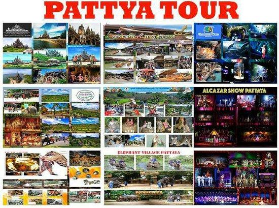 Golf Taxi Pattaya