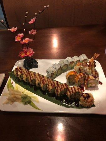 toko japanese steakhouse sushi bar streetsboro restaurant rh tripadvisor com