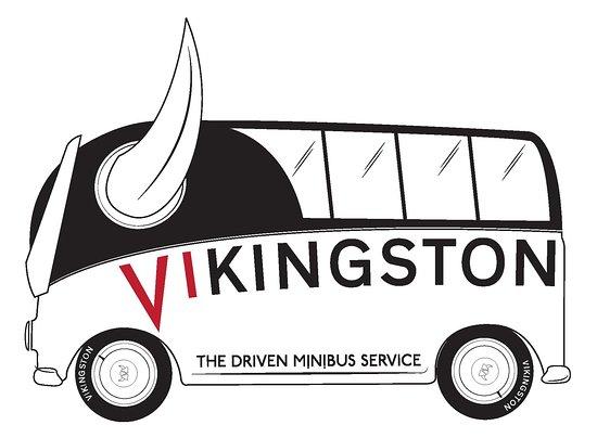Vikingston Minibus with driver hire