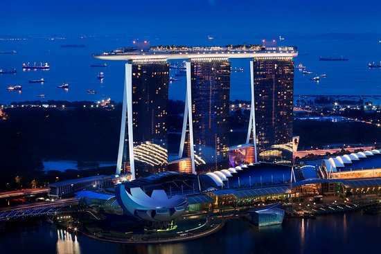 marina bay sandssingapore