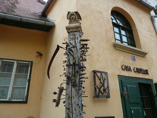 Casa Calfelor