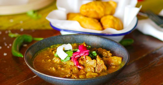 Turtle Bay: Curry Goat