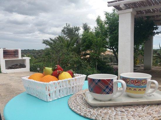 Ostuni, Italy: Momenti di puro relax @ trullopietrapoesia