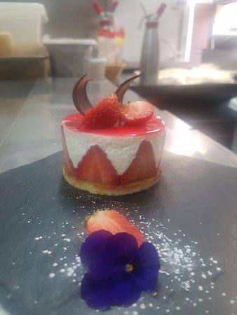 La Bonne Etoile: petit fraisier