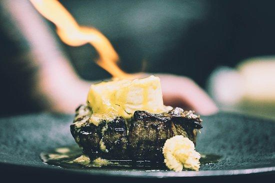 Cattle Baron Paarl - Garlic Rump