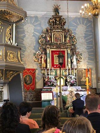 Sanktuarium Matki Bożej Łęgowskiej, Królowej Polski, Orędowniczki Pojednania