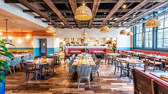Nada Bethesda Menu Prices Restaurant Reviews