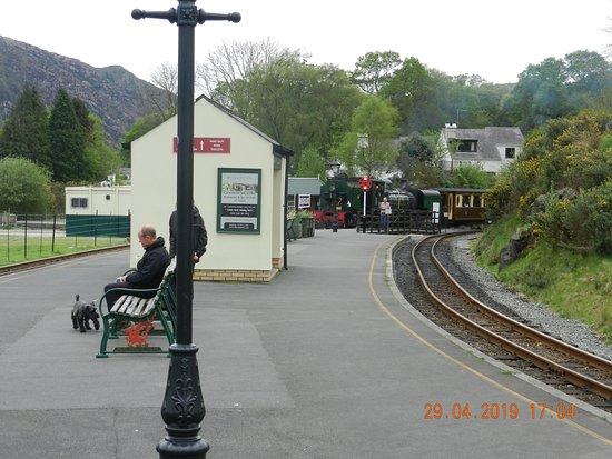 Beddgelert Railway Station