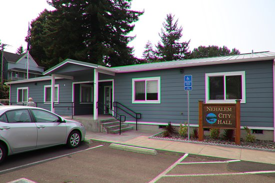 Nehalem City Hall