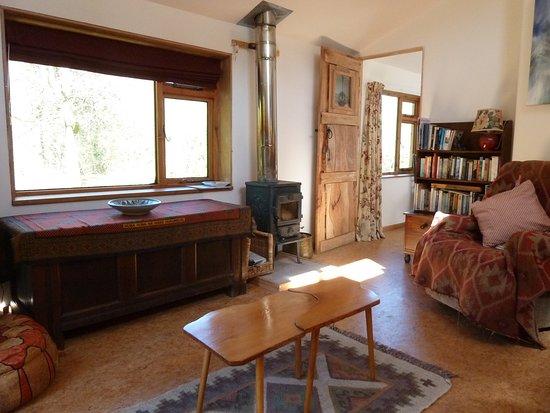 Wray, UK: Flat sitting room