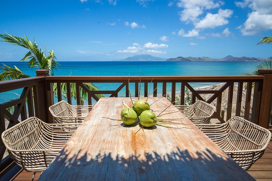 Entrance - Picture of Paradise Beach Nevis - Tripadvisor