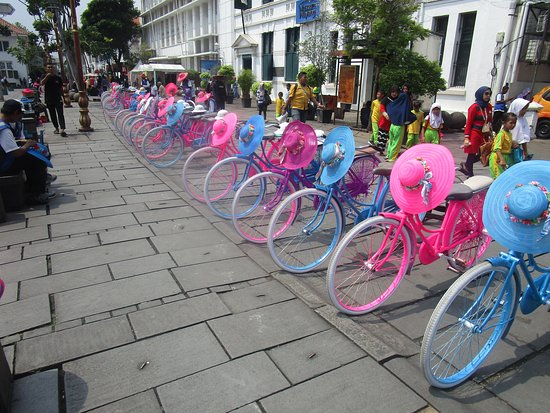 Bandung, Indonesia: Old city sight