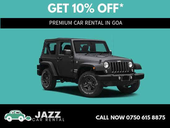 Jazz car Rental Goa - Best Self Drive Car rental In Goa