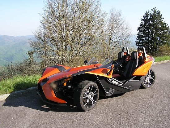 Smoky Mountain Slingshot Rentals