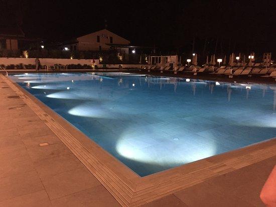 Himera Beach Club: Piscine