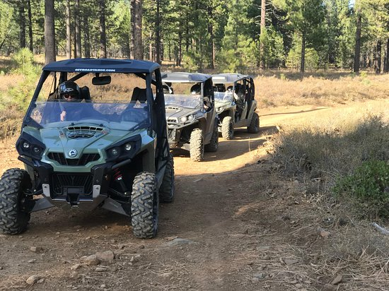 Off Road Tahoe Tours