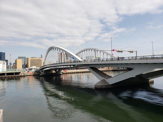 Tsukijiohashi Bridge