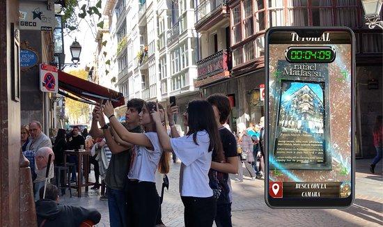 Street SKP Bilbao