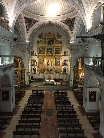 Iglesia Santa Marina La Real