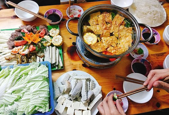Image result for Phuc An vegan restaurant