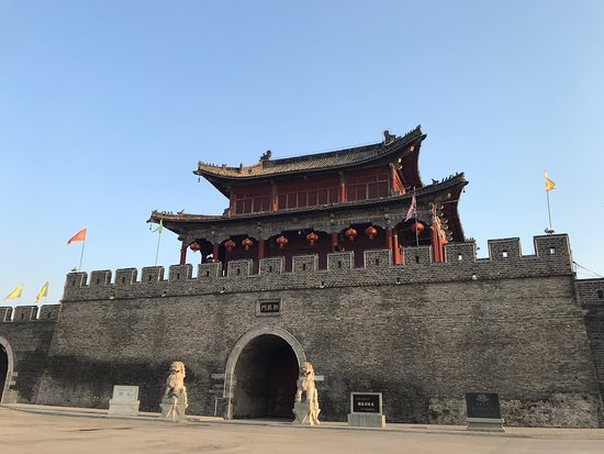 Shangqiu Ancient City