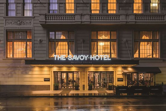 The Savoy On Little Collins Melbourne Hotel