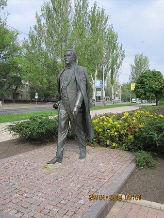 Iosif Kobzon Monument