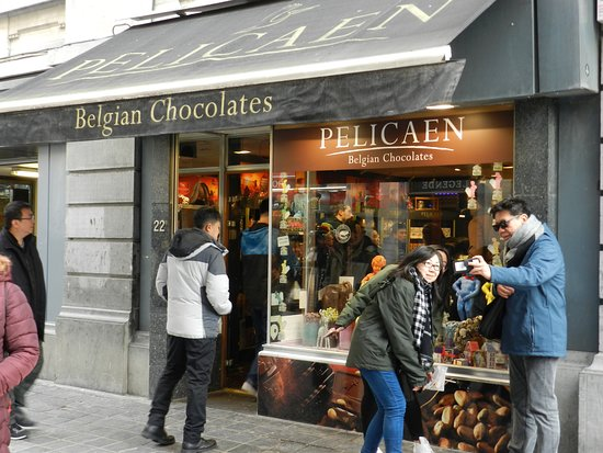 Pelicaen Belgian Chocolates