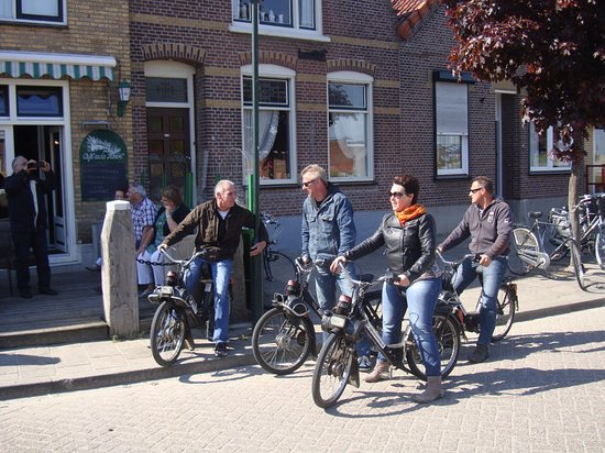 Sint Annaland, Hollanda: Solexverhuur Tholen