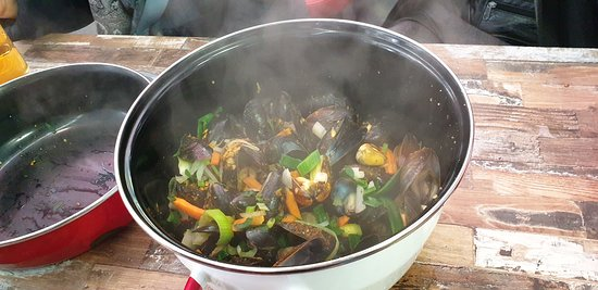 Mussels Galore