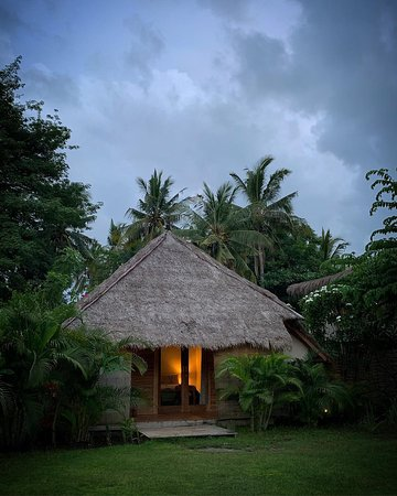 A special oasis on Gili Air