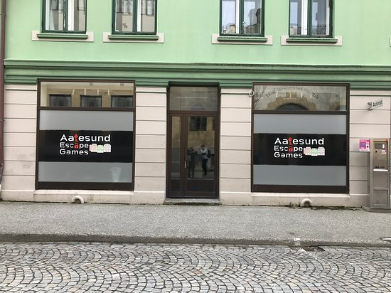 Alesund Escape Games