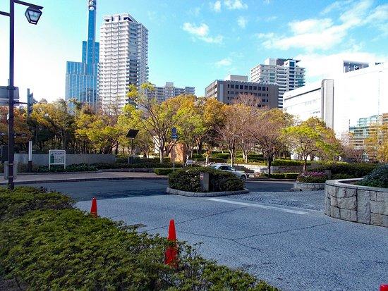 Nihon Marathon Hassho no Chi Monument