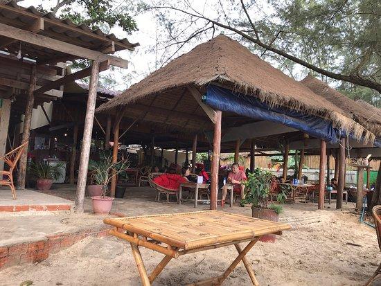 Sunshine Cafe Otres beach Photo