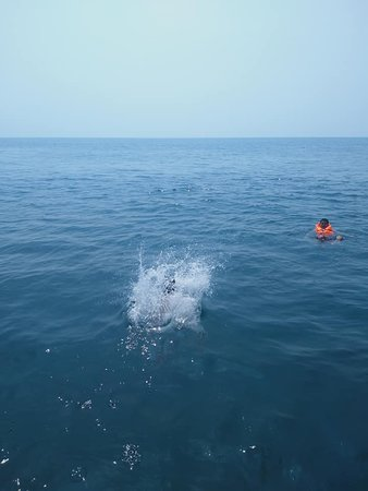Hoai Nhon, Wietnam: amazing. the water is cold,(((