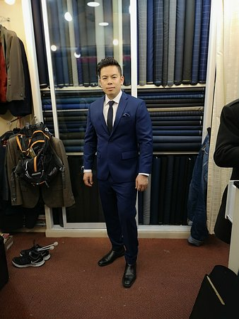 tailormade suit