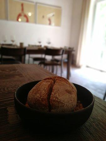 pane appena fatto