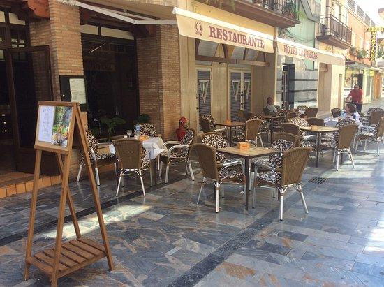 imagen Restaurante Las Tablas en Daimiel