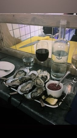 Best oysters we've had