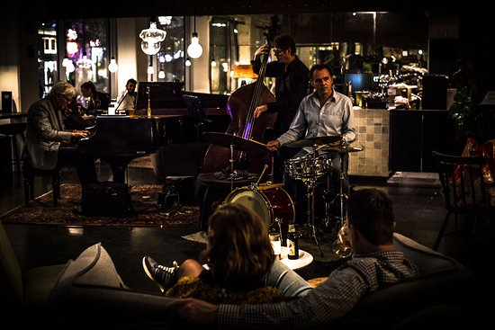 Amsterdam, The Netherlands: Join us for Jazz every Wednesday and Friday at 19:30