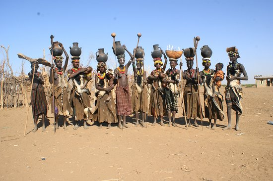 Dassanech Tribe, visited with Quest Ethiopia Tours.
