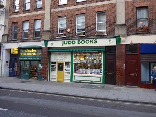 Judd Books