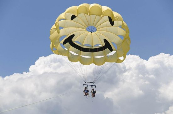 Parasailing Palm Beach